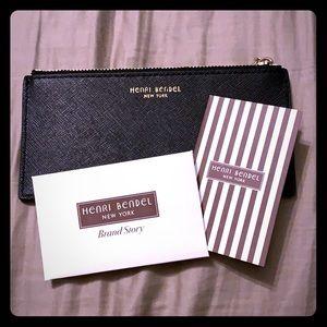 NWOT Henri Bendel Card Wallet